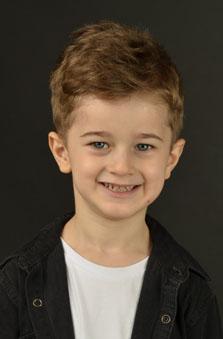 4 Yaþ Erkek Çocuk Oyuncu - Ali Eymen Tombak