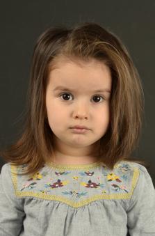 2 Yaþ Kýz Çocuk Oyuncu - Alya Nur Erdem