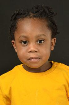 3 Yaþ Erkek Çocuk Oyuncu - Asil Freeman Yeboah
