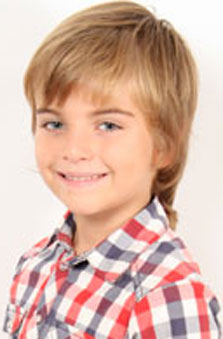 Erkek Çocuk Manken - A. Emirhan Doðan