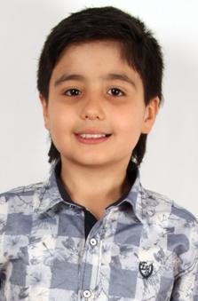 10 Yaþ Erkek Çocuk Manken - Mustafa Yaðýz Özkömürcü