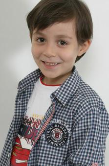 13 Yaþ Erkek Çocuk Oyuncu - Barýn Anýl Kirman