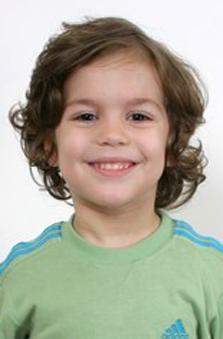 Erkek Çocuk Manken - Asrýn Tual Meriç