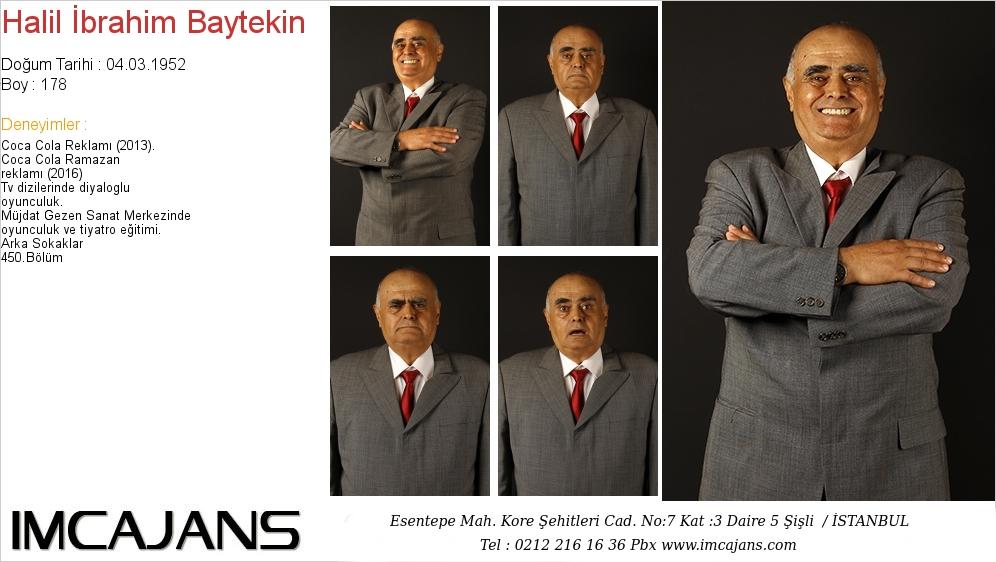 Halil Ýbrahim Baytekin - IMC AJANS