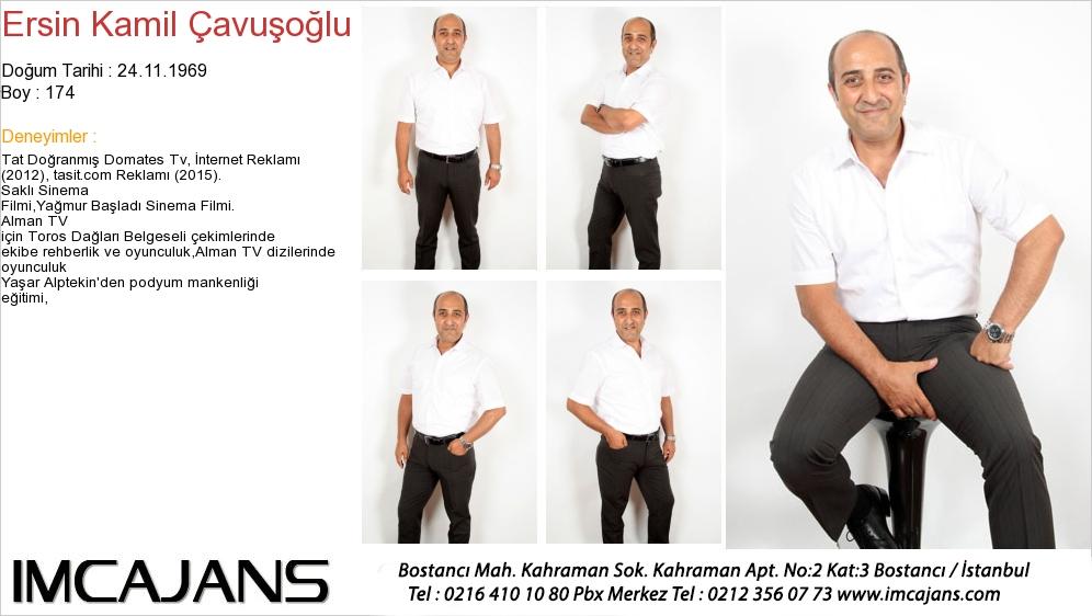 Ersin Kamil Çavuþoðlu - IMC AJANS