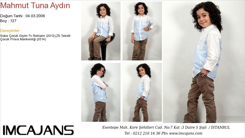 Mahmut Tuna Ayd�n - IMC AJANS