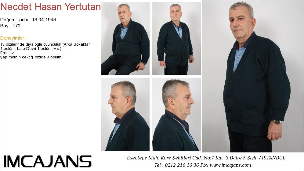 Necdet Hasan Yertutan - IMC AJANS
