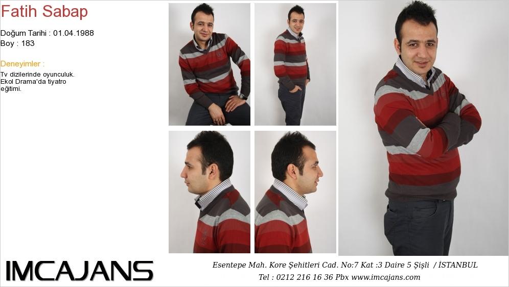 Fatih Sabap - IMC AJANS