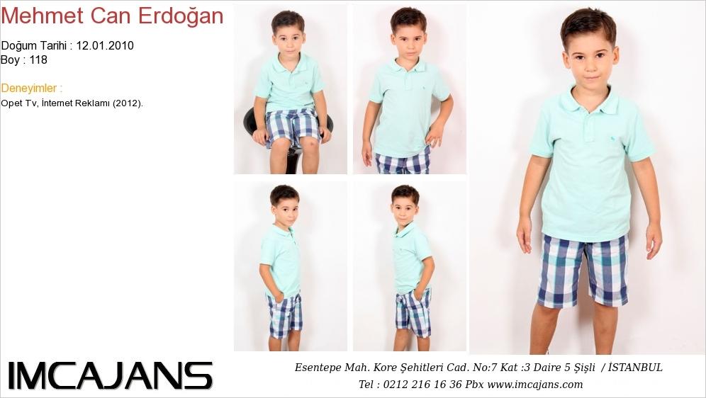 Mehmet Can Erdoðan - IMC AJANS