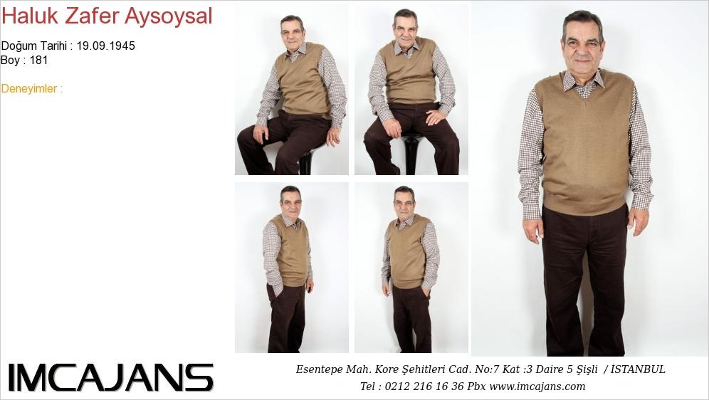 Haluk Zafer Aysoysal - IMC AJANS