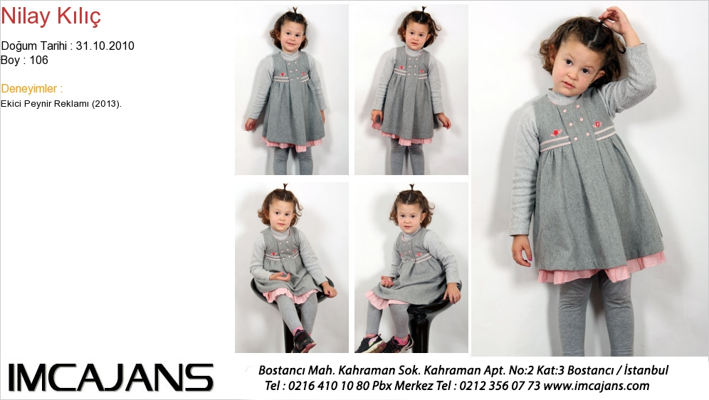 Nilay K�l�� - IMC AJANS