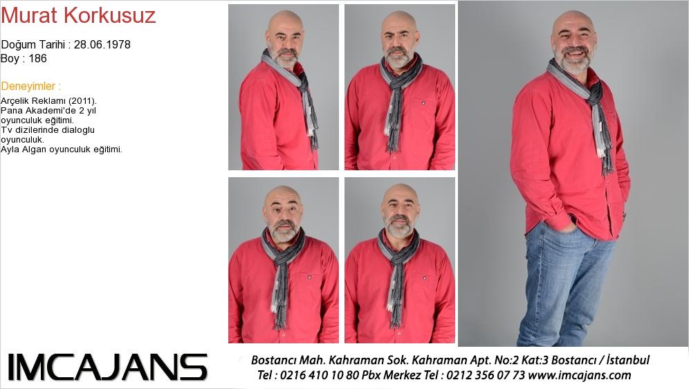 Murat Korkusuz - IMC AJANS