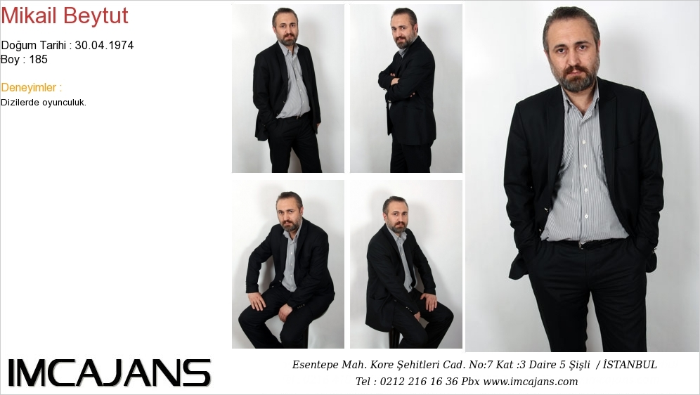 Mikail Beytut - IMC AJANS