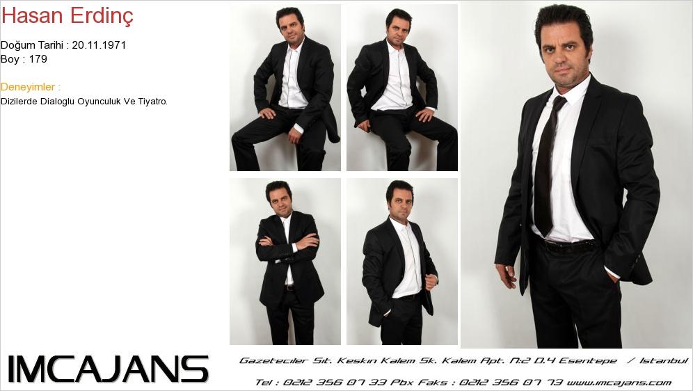 Hasan Erdinç - IMC AJANS