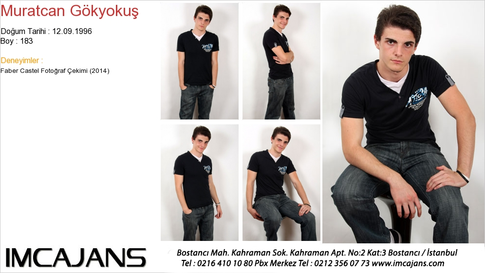 Muratcan G�kyoku� - IMC AJANS