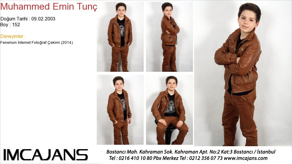 Muhammed Emin Tunç - IMC AJANS