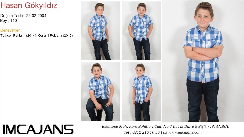 Hasan G�ky�ld�z - IMC AJANS