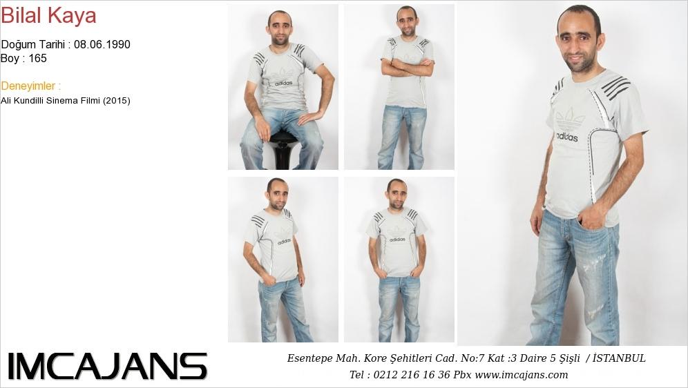Bilal Kaya - IMC AJANS