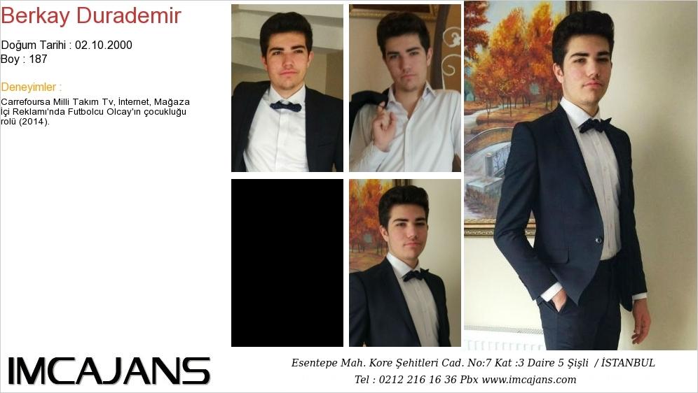 Berkay Durademir - IMC AJANS