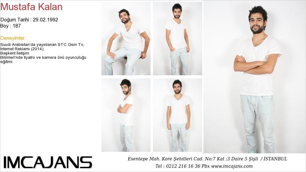 Mustafa Kalan - IMC AJANS