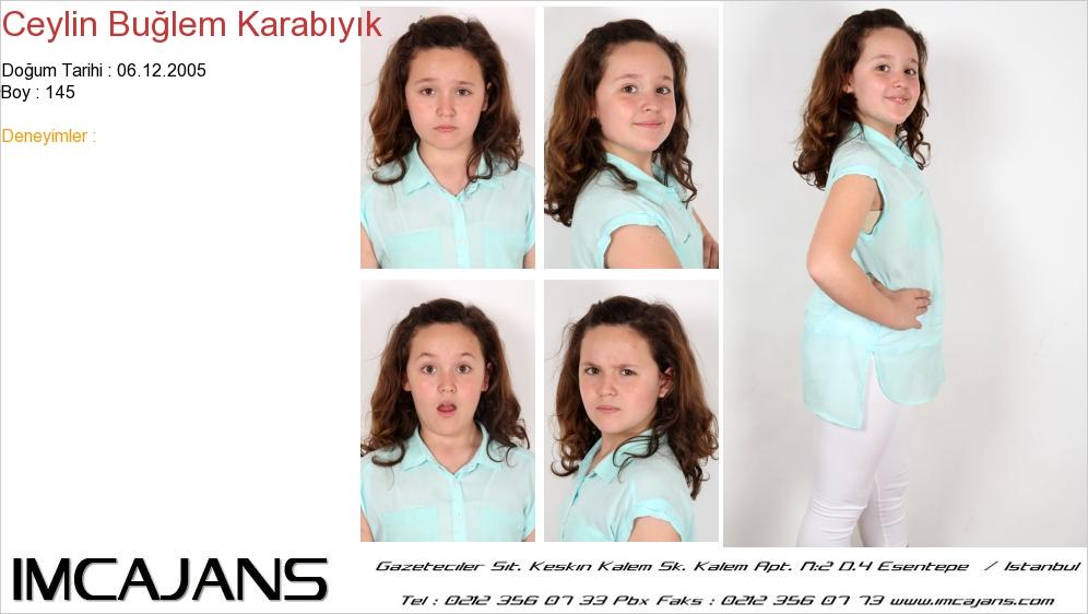 Ceylin Bu�lem Karab�y�k - IMC AJANS