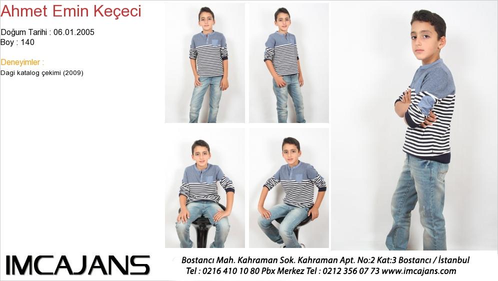 Ahmet Emin Ke�eci - IMC AJANS