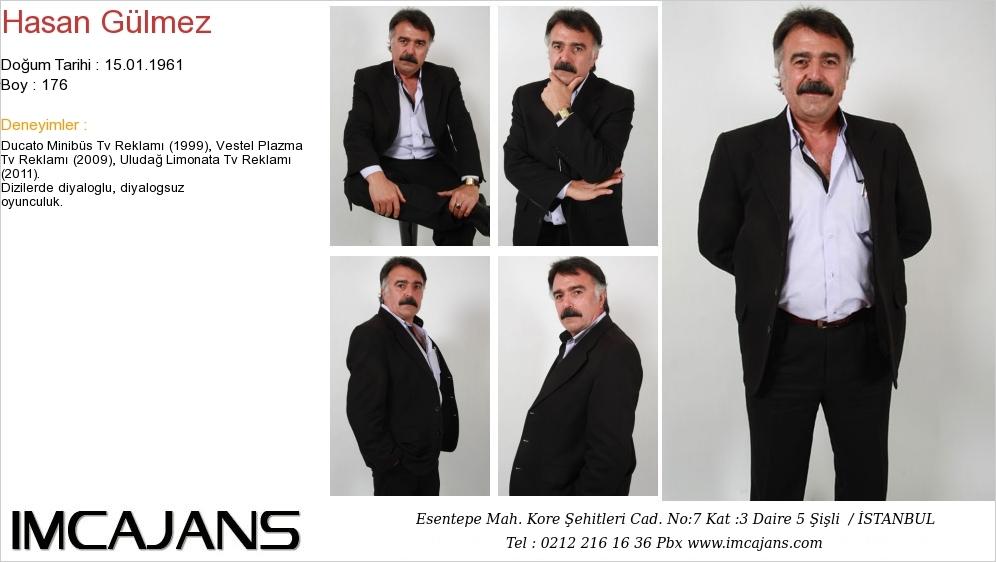 Hasan Gülmez - IMC AJANS