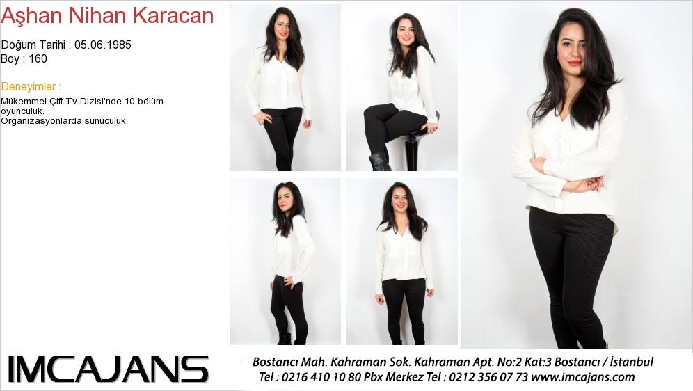 Aþhan Nihan Karacan - IMC AJANS