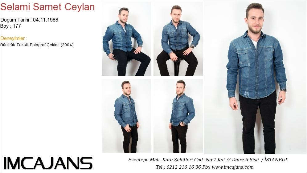 Selami Samet Ceylan - IMC AJANS
