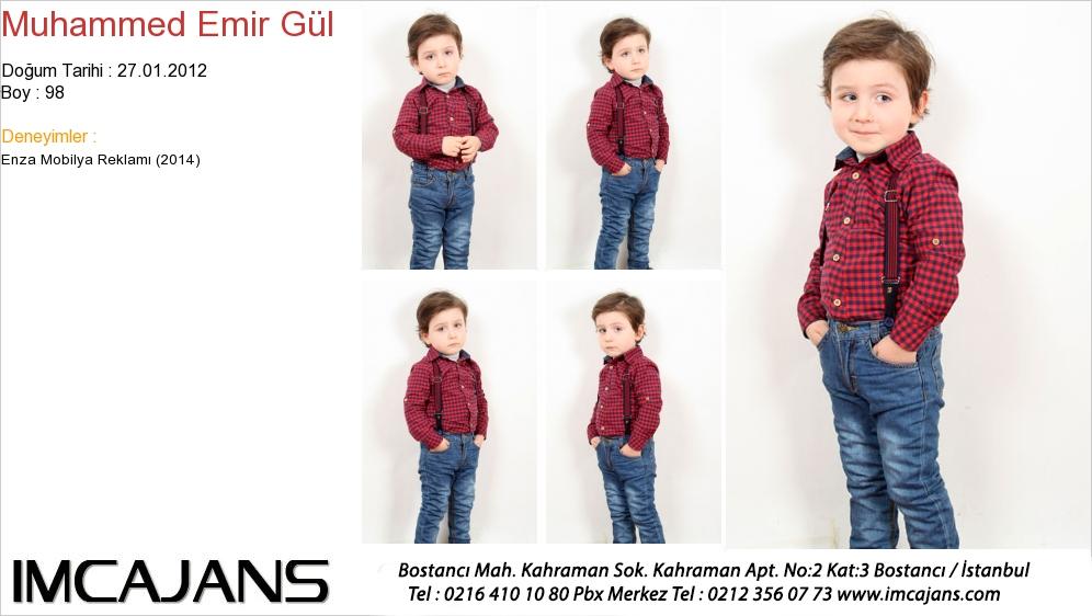 Muhammed Emir Gül - IMC AJANS