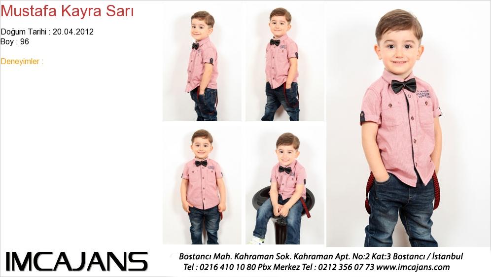 Mustafa Kayra Sarý - IMC AJANS