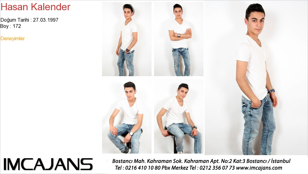 Hasan Kalender - IMC AJANS