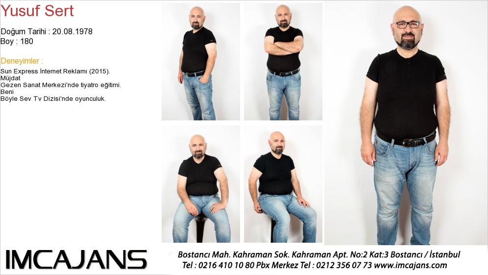 Yusuf Sert - IMC AJANS