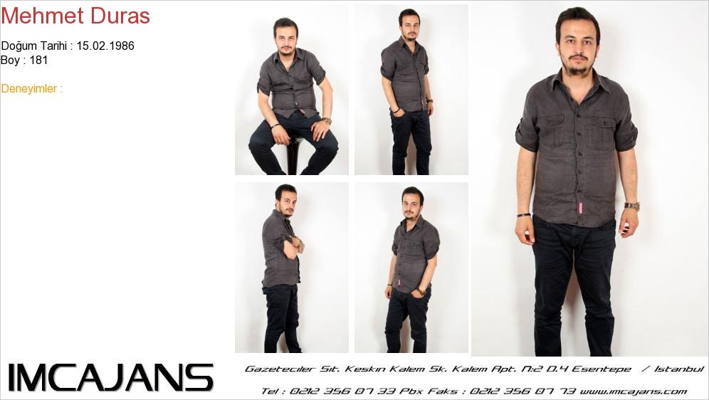 Mehmet Duras - IMC AJANS