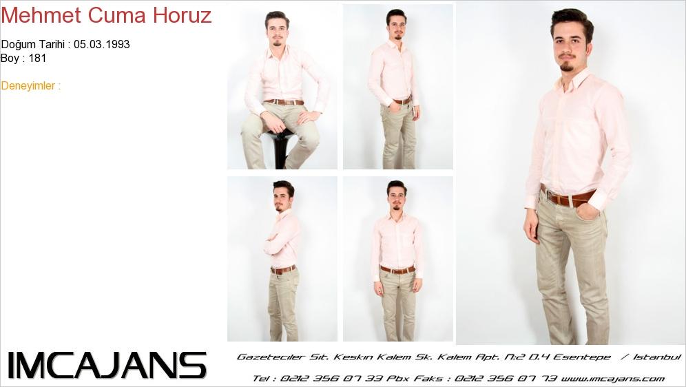Mehmet Cuma Horuz - IMC AJANS