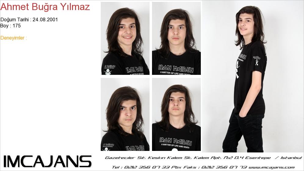 Ahmet Buðra Yýlmaz - IMC AJANS