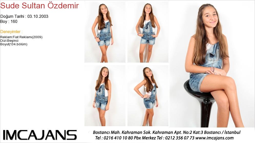 Sude Sultan Özdemir - IMC AJANS