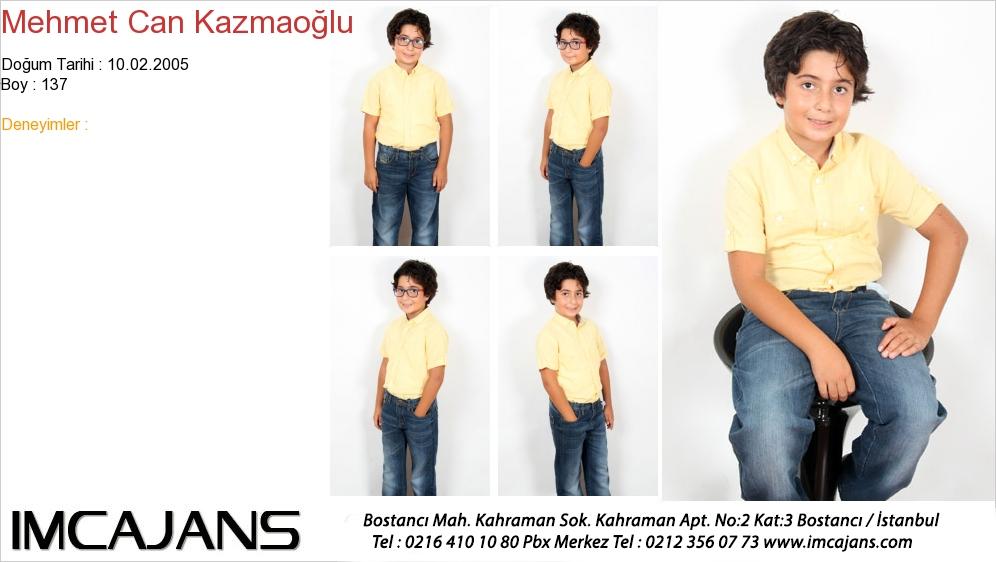 Mehmet Can Kazmao�lu - IMC AJANS