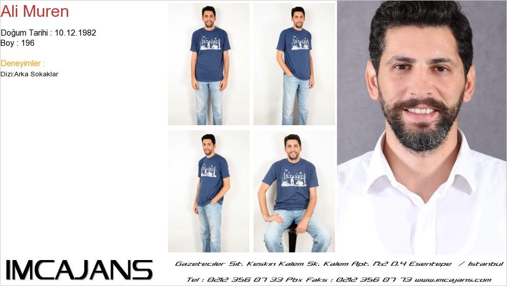 Ali Muren - IMC AJANS