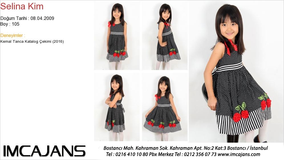 Selina Kim - IMC AJANS