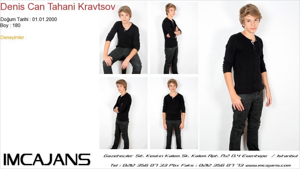 Denis Can Tahani Kravtsov - IMC AJANS