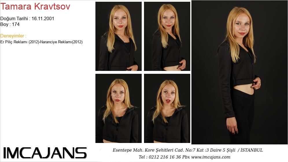 Aleyna Canan Tamara Kravtsov - IMC AJANS