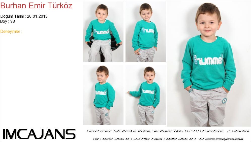 Burhan Emir T�rk�z - IMC AJANS