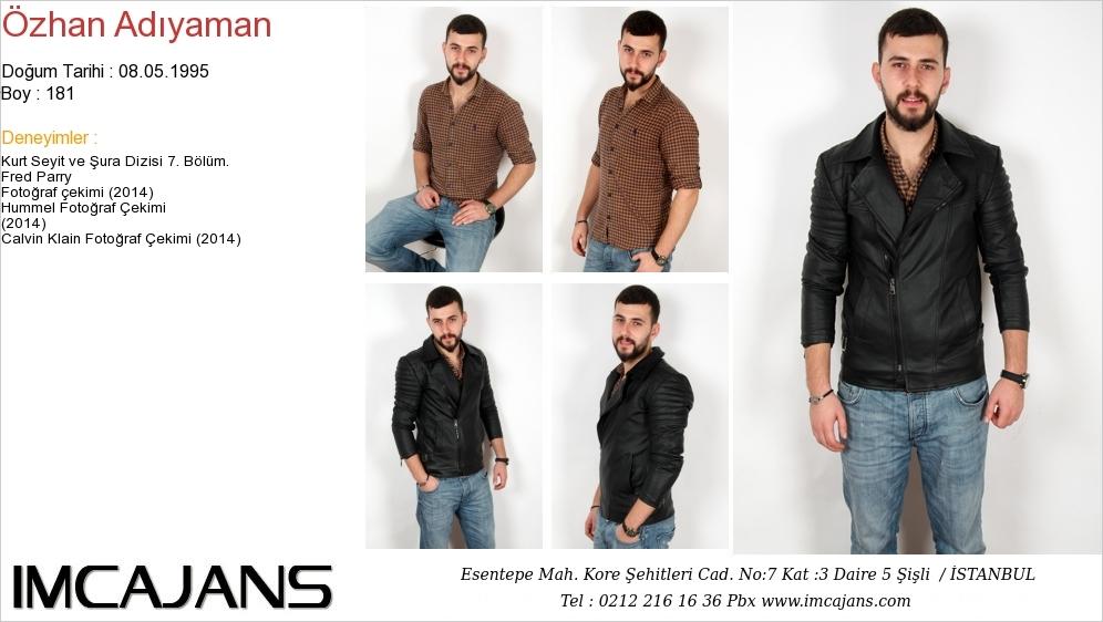 Özhan Adýyaman - IMC AJANS