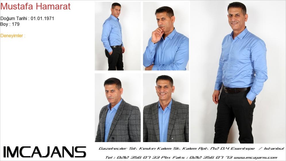 Mustafa Hamarat - IMC AJANS