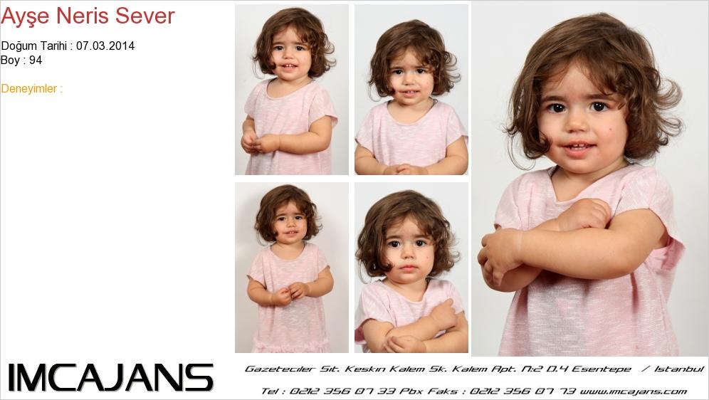 Ay�e Neris Sever - IMC AJANS