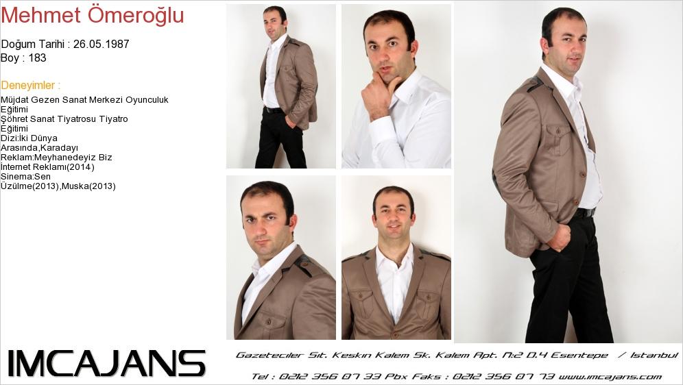 Mehmet Ömeroðlu - IMC AJANS