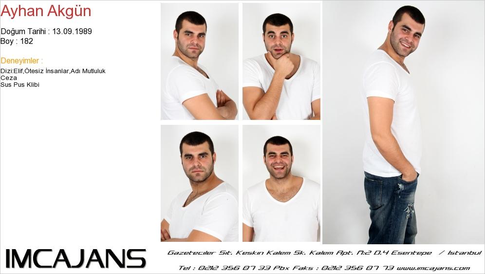 Ayhan Akg�n - IMC AJANS