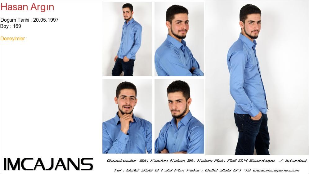 Hasan Arg�n - IMC AJANS