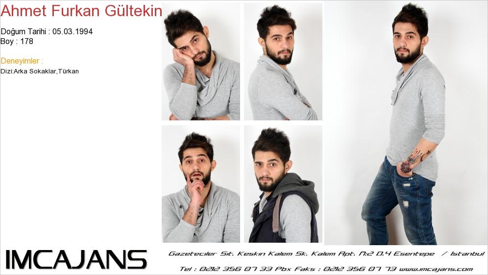 Ahmet Furkan Gültekin - IMC AJANS